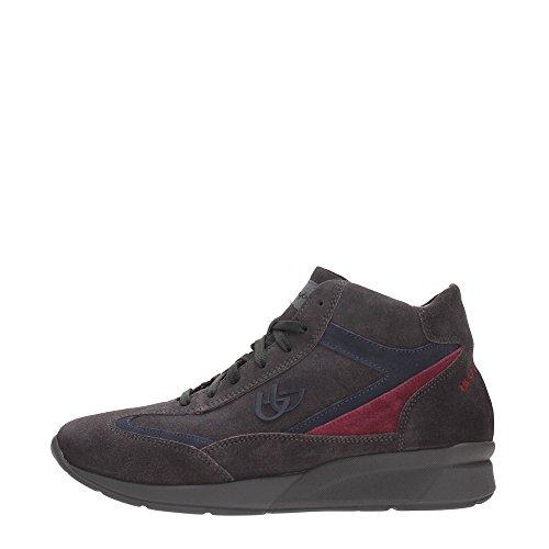 Blu Byblos 667259 Sneakers Uomo Crosta Antracite Antracite 42