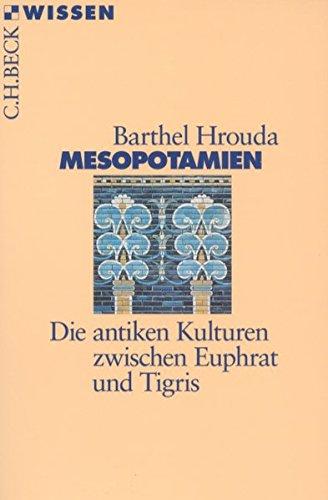Mesopotamien: Die antiken Kulturen zwischen Euphrat und Tigris (Beck'sche Reihe)