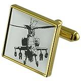 Select Gifts Apache elicottero da combattimento Gemelli con selezionare borsa regalo