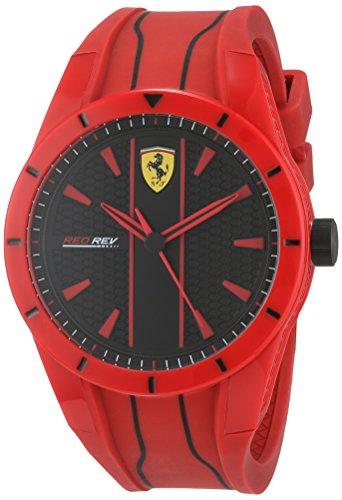 Scuderia Ferrari Unisex-Armbanduhr 830496