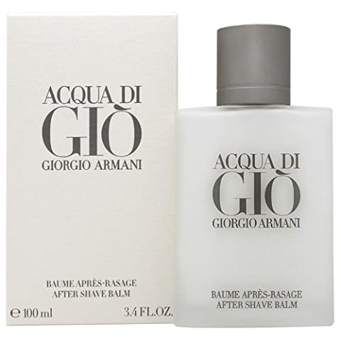 Armani Acqua di Gio pour Homme After Shave Balsam, 100 ml 1er Pack (1 x 100 milliliters)