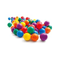 Intex Plastic Balls For Pools 100 Pieces