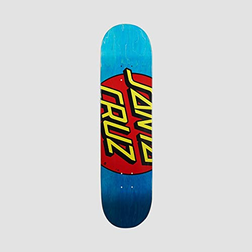 Santa Cruz Skateboard Deck Big Dot 8.125' Skate Deck
