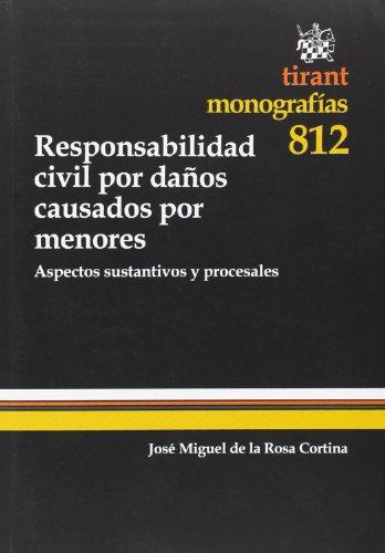 Responsabilidad civil por daños causados por menores (Monografía)