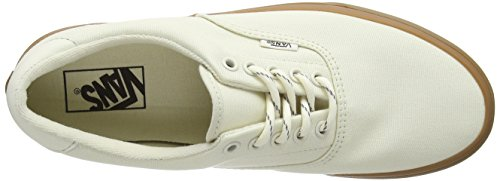 Vans Unisex-Erwachsene Era 59 Low-Top Elfenbein (Hiking white/gum)