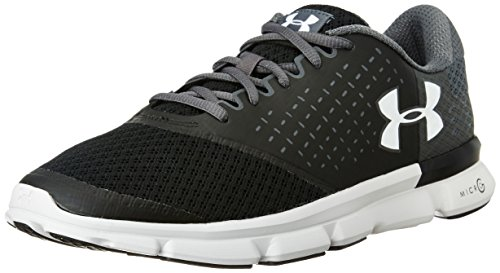 Under Armour Men UA Micro G Speed Swift 2 Training Running Shoes, Black (Black 001), 9 UK 44 EU