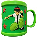 Lucky Zone Ben 10 Kids Mug (Green)