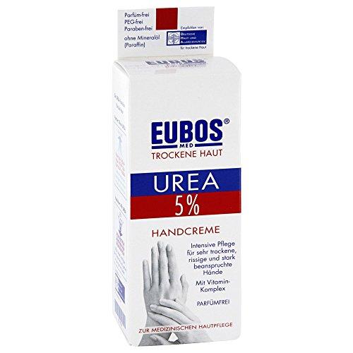 Eubos Trockene Haut Urea 5% Handcreme 75 ml