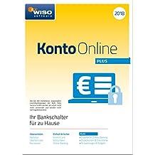 WISO Konto Online Plus 2018