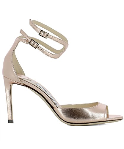 Jimmy-Choo-Womens-LANE85MEATEAROSE-Pink-Leather-Sandals