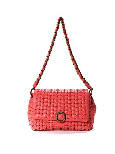 agnona-womens-pb854xismr37-pink-leather-shoulder-bag