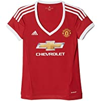 Adidas Maillot à Manches Courtes Style Manchester United Domicile