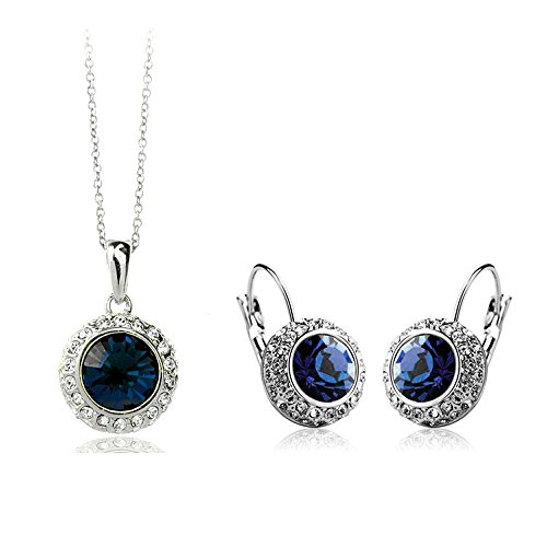 lily-jewelry-princess-same-wedding-style-blue-swarovski-element-austrian-crystal-drop-earrings-neckl