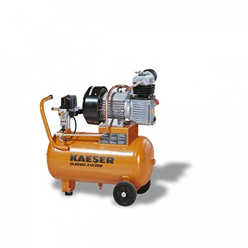 Preisvergleich Produktbild Kaeser Classic 210/25W Handwerker Druckluft Kompressor