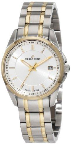 Pierre Petit - P-784E - Montre Femme - Quartz Analogique - Bracelet Acier Inoxydable Multicolore