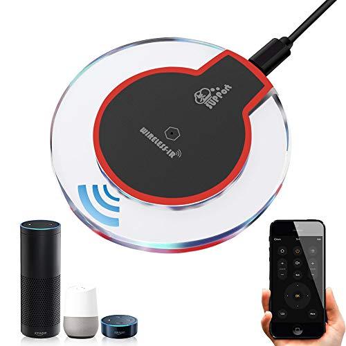 EACHEN Telecomando Universale Infrarossi per Condizionatore d' aria TV DVD Utilizzando Tuya Smart Life app, Controllo Vocale, Infrarossi Telecomando Funziona con ALEXA/Google Home/IFTTT (IR-DC6)