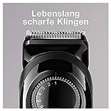 Braun Barttrimmer/Bartschneider BT3022, mit 20 Längeneinstellungen, schwarz - 4