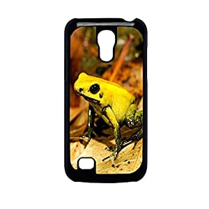 Vibhar printed case back cover for Samsung Galaxy S4 Mini Frog