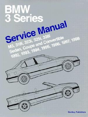 BMW 3 Series (E36): Service Manual; M3. 318i. 323i. for sale  Delivered anywhere in UK