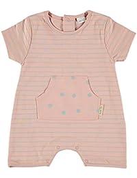 Petit Oh! - Pelele bebé Manga Corta algodón Pima 100%