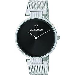 Daniel Klein Analog Black Dial Men's Watch-DK11406-7