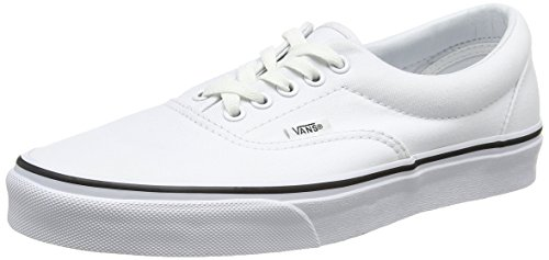 Vans U Era - Baskets Mode Mixte Adulte Blanc (True White)
