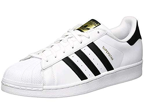 huge discount a5e67 29db4 adidas Unisex Adult Superstar Low-Top Sneakers, White (Ftwr WhiteCore Black