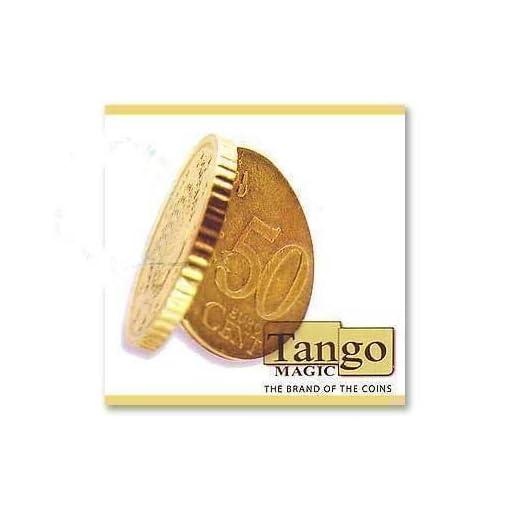 Flipper-Coin-50-cents-Euro-by-Tango-Magic-Magie-mit-Tuch-Zaubertricks-und-Magie SOLOMAGIA Flipper Coin – 50 Cents Euro by Tango Magic – Magie mit Tuch – Zaubertricks und Magie -