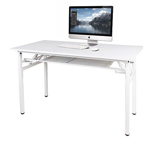Need Schreibtische 120x60cm Klapptisch Computertisch Workstations Bürotisch Arbeitstisch...