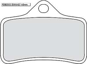 Plaquettes de frein Ferodo FDB 2033 P