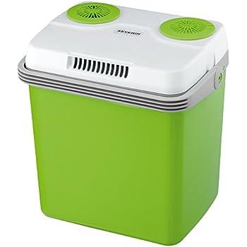 Severin KB 2922 Elektrische Kühlbox mit Kühl- und Warmhaltefunktion, 20 Liter, 230V/12V DC