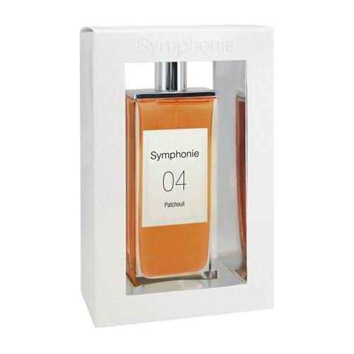 Symphonie 04 patchouli • eau de parfum 100ml • vaporizzatore • profumo per donna • evaflorparis