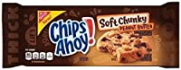Nabisco Chips Ahoy Soft Chunky Peanut Butter Chips Cookies, 297g
