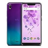 Wiko View2 Go Smartphone portable débloqué 4G (Ecran: 5,93 pouces - 32 Go - Double Nano-SIM - Android) Supernova