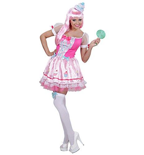 Imagen de disfraz de cupcake rosa mujer  xl alternativa