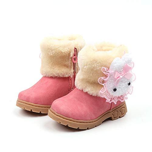 Quaan Baby (26-30) Sneaker, Kinder Warm Jungen Mädchen Sneaker Stiefel Schnee Baby Beiläufig Retro...