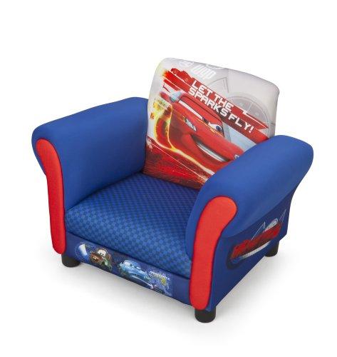 Disney Children's Cars Upholstered Chair