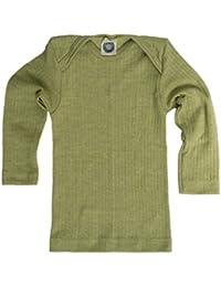 Cosilana, Baby Schlupfhemd Langarm, 45% KBA Baumwolle 35% kbT Wolle, 20 36431b98ab