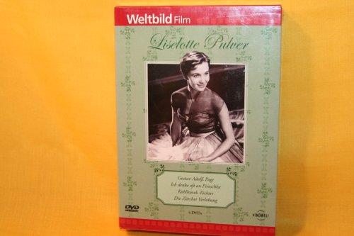 Lieselotte Pulver Edition (4 DVDs) Weltbild Verlag