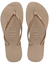 b0beb34dbc1e Amazon.co.uk  Beige - Flip Flops   Thongs   Women s Shoes  Shoes   Bags