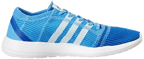 the latest b47c2 46f5f ... Adidas Element Refine Tricot Herren Sneaker Blau Blau DyG2qM