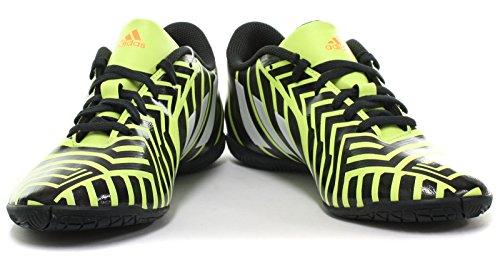 adidas Predito Instinct Indoor Herren Fußballschuhe Ltflye/Ftwwht/Dkgrey