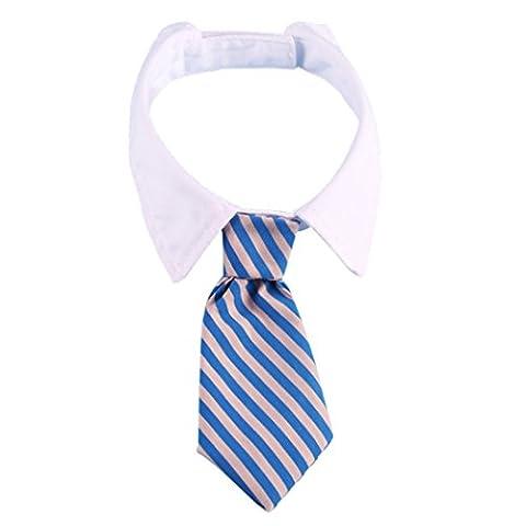 Krawatte Hund, Legendog Stylish Verstellbare Haustier Hund Katze Krawatte mit
