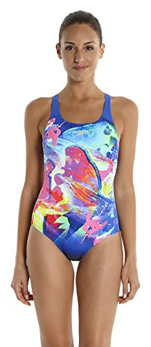 speedo-damen-badeanzug-digiprism-powerback-mit-digitalprint-oxid-grey-deep-peri-siren-32-eu-herstell