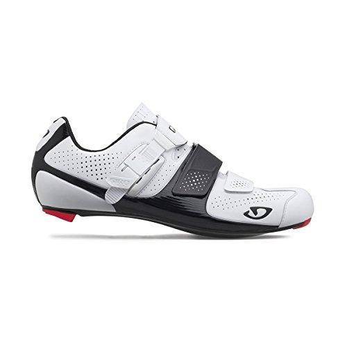 Giro Factor ACC - Chaussures - blanc 2016 chaussures vtt shimano - Matte White/Black