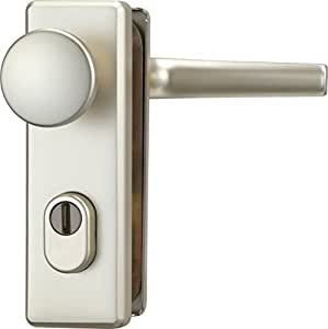 ABUS Tür-Schutzbeschlag KKZS700 F2, neusilber, 08963