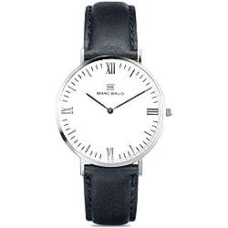 Marc Brüg Ladie's Minimalist Watch Davos 36 Hygge