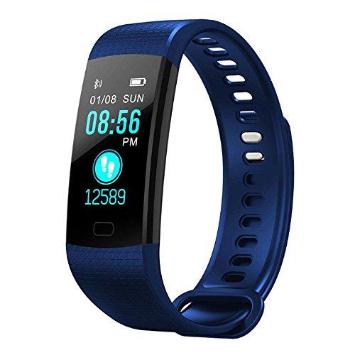 KOBWA Fitness-Tracker mit Schrittzähler, Aktivitätstracker Uhr mit