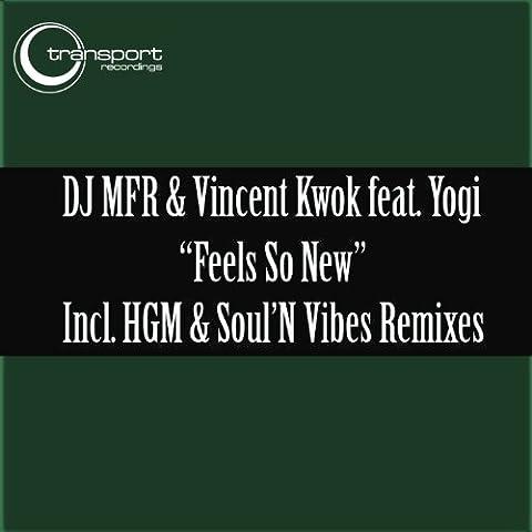 Feels so New (Hard Groove Maschine & Soul'nvibe Vocal