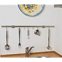 Amazon.it: barra portautensili - Porta utensili da cucina ...